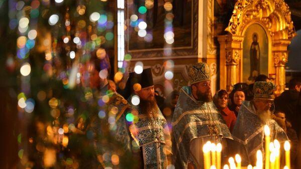Священники УПЦ