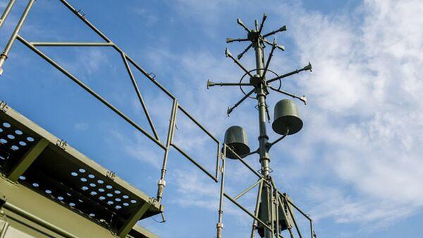 Автоматизированный звукотепловой комплекс артиллерийской разведки Пенициллин