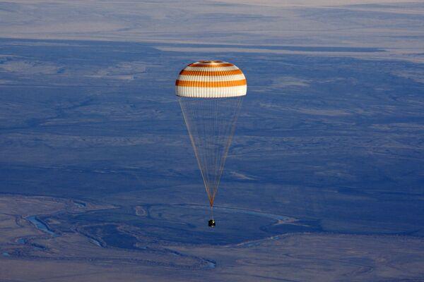 Самочувствие вернувшихся с МКС космонавтов удовлетворительное