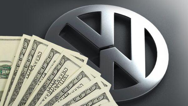 Volkswagen. Архивное фото