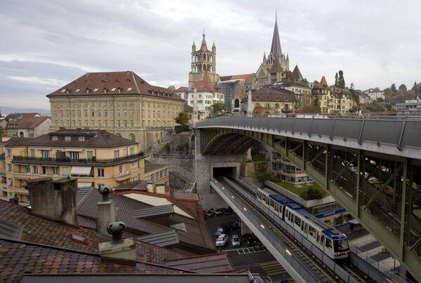 Швейцария - самая нейтральная из всех нейтральных стран мира