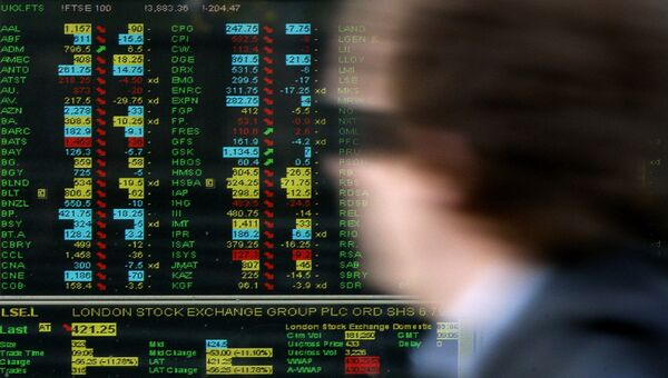 Фондовые рынки Европы закрылись спадом