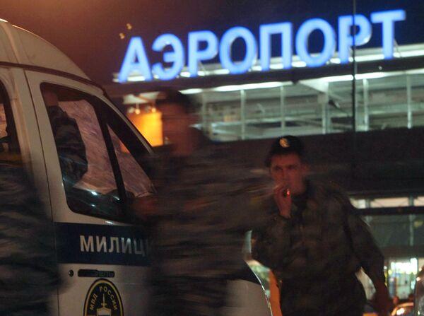 Несостоявшийся угонщик самолета Адлер - Москва направлен на лечение