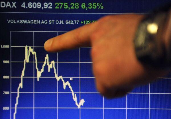 Германский биржевой индекс DAX