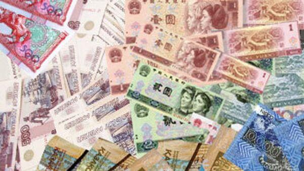 Валюта разных стран. Архив