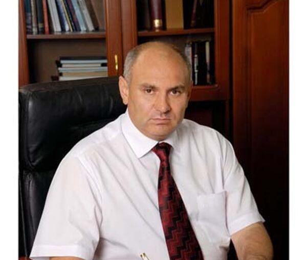 Исполняющий обязанности мэри Сочи  - Хатуов Джамбулат Хизирович