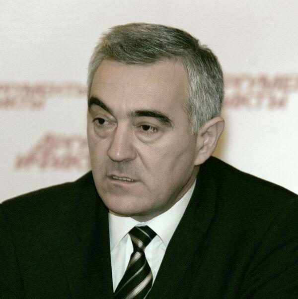 Президент Ингушетии Мурат Зязиков