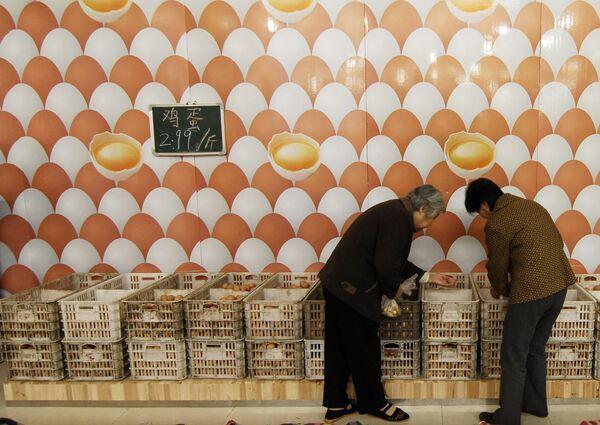 Бизнесмены-фигуранты меламинового скандала казнены в Китае