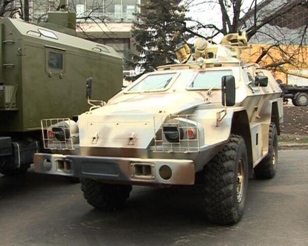 Крепость на колесах для пограничников – БПМ-97. Теперь с гранатометом