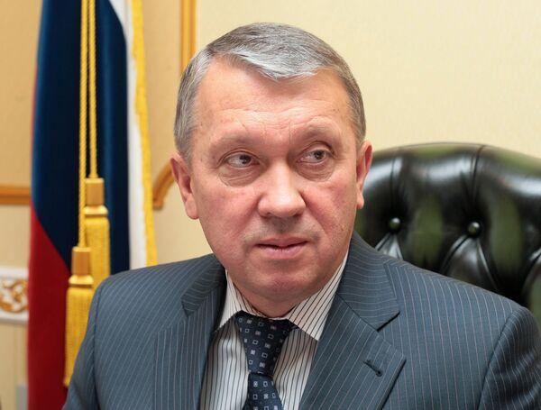Директор ФСВТС Михаил Дмитриев