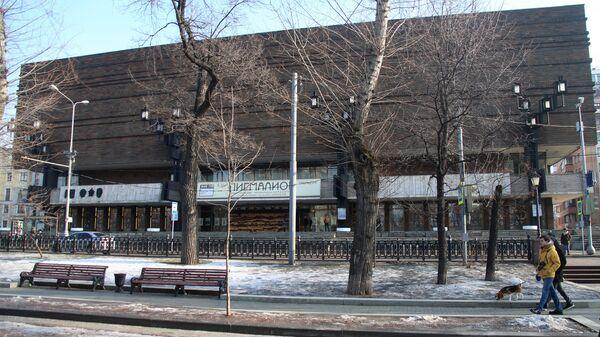 Здание Московского Художественного академического театра имени М. Горького.