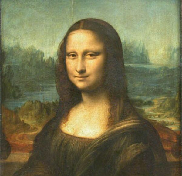 Каратина Леонардо да Винчи Мона Лиза