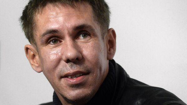 Актер Алексей Панин