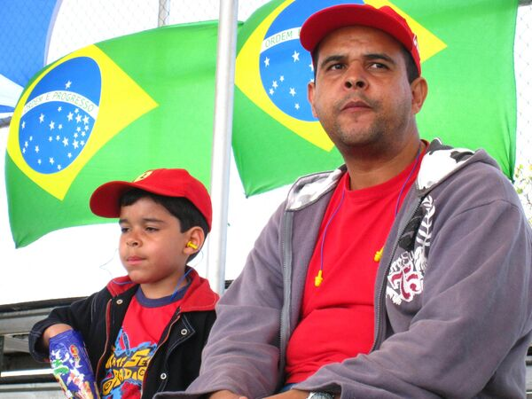 Большинство бразильцев не верит, что финкризис закончится в этом году