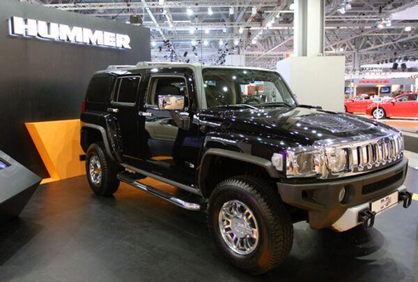 GM обсуждает продажу Hummer с китайской корпорацией - ТВ