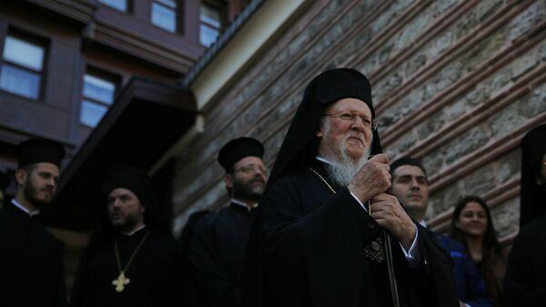 Вселенский патриарх Варфоломей