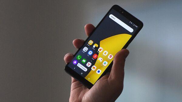 Презентация Яндекс.Телефона в Москве. 5 декабря 2018