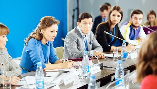 Кузнецова поддерживает развитие детских проектов, в том числе волонтёрских