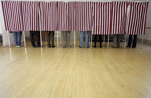 Выборы в Мэдбери, Нью-Гемпшир