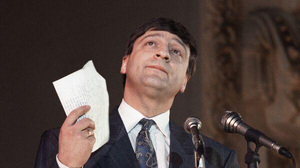 Геннадий Хазанов. Архивное фото