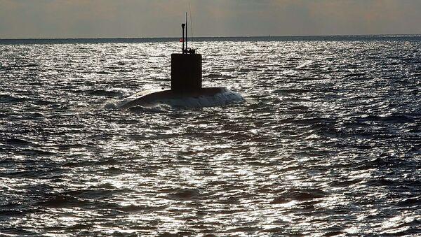 Подводная лодка. Архив