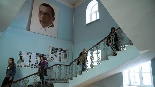 Ученики в Новгородском колледже искусств им. С.В. Рахманинова