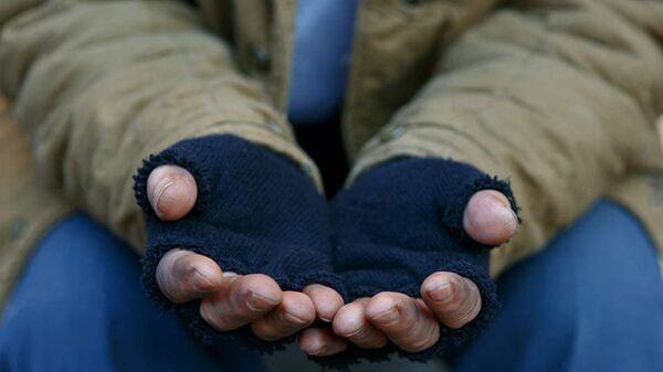 Бездомные. Руки