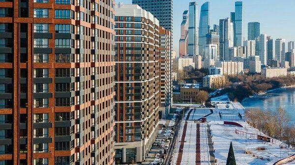 Квартал Сердце Столицы в Москве