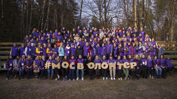 Число волонтеров в Москве выросло в три раза