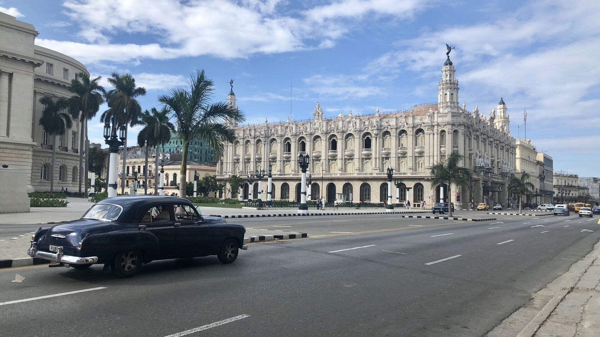 Куба - РИА Новости, 1920, 14.10.2021