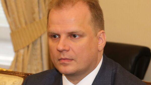 Помощник секретаря Совета Безопасности РФ Александр Венедиктов