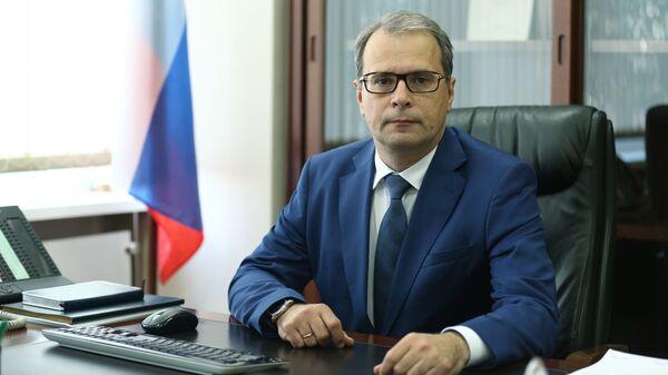 Кирилл Иванович Сыпало, генеральный директор ФГУП ЦАГИ, член-корреспондент РАН