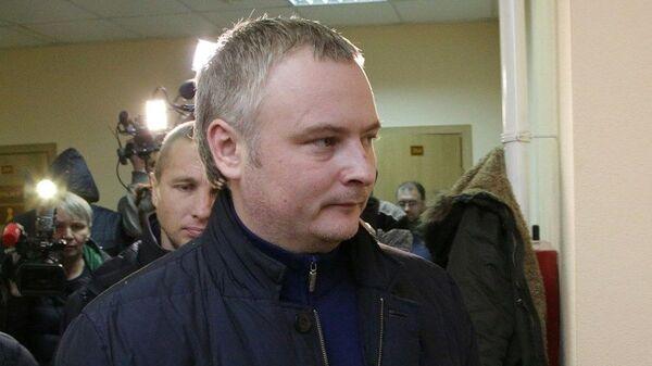 Юрий Тимченко в Смольнинском районном суде Петербурга