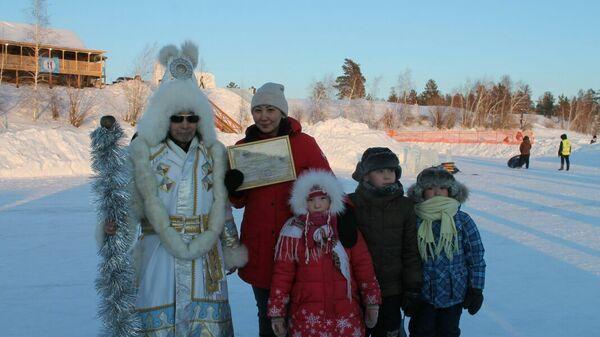 Гавриил Угаров (якутский Дед Мороз Эьээ Дьыл)