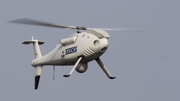 Беспилотный летательный аппарат дальнего радиуса действия Специальной Мониторинговой Миссии ОБСЕ на Украине