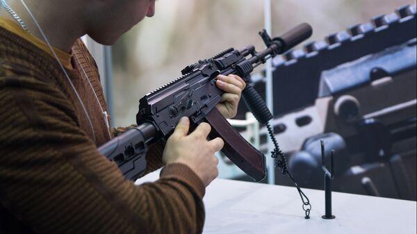 Покупка оружия