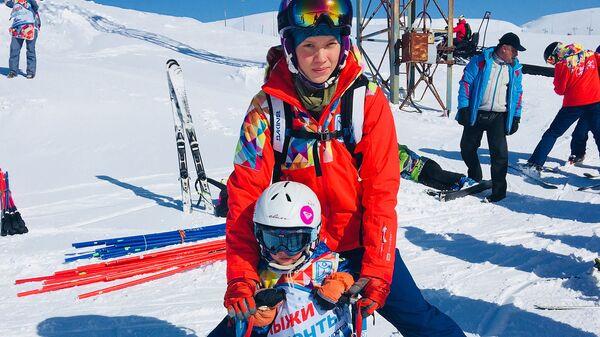 Программа спортреабилитации Лыжи Мечты открыла новый сезон
