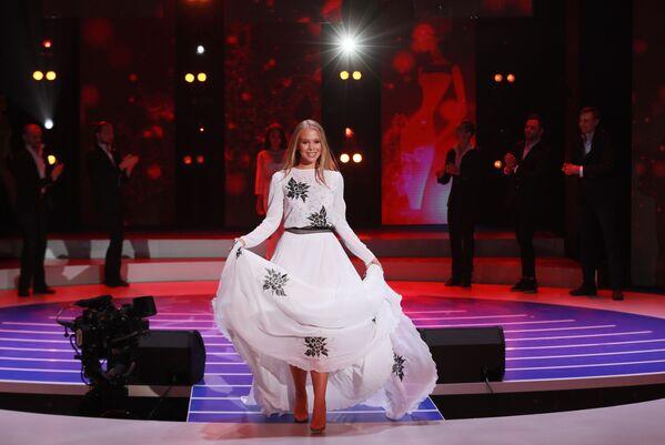 Участница конкурса красоты Мисс Москва 2018 Елизавета Барышева