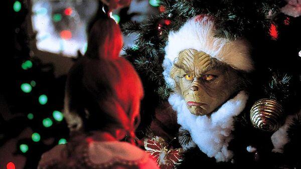 Кадр из фильма Гринч – похититель Рождества