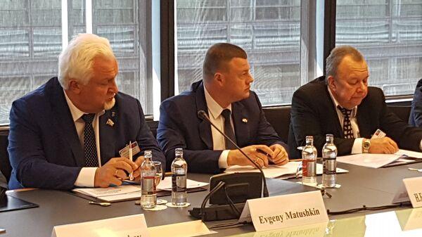 Губернатор Тамбовской области Александр Никитин с рабочим визитом в Люксембурге