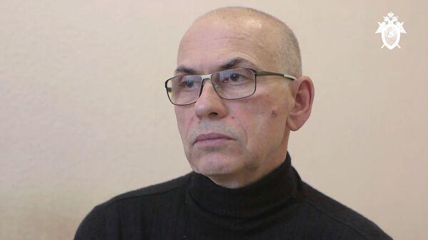 Бывший министр финансов Московской области Алексей Кузнецов