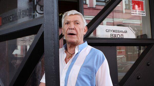 Актер Иван Бортник