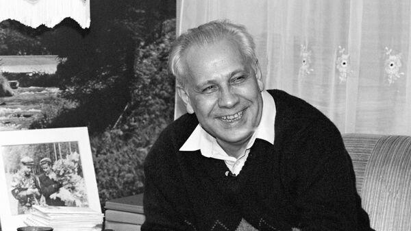 Бывший Председатель Верховного Совета СССР Анатолий Лукьянов