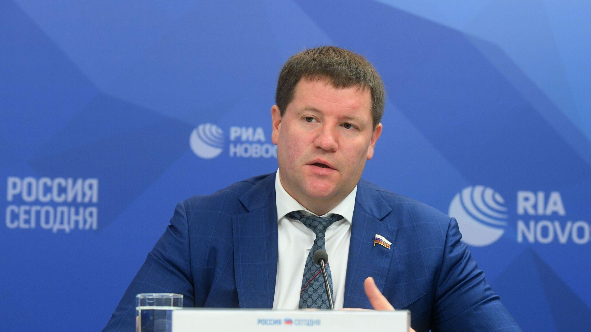 Вице-губернатор Свердловской области Бидонько получит мандат депутата Госдумы
