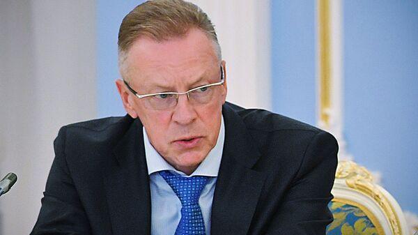 Заместитель руководителя аппарата правительства РФ Андрей Логинов