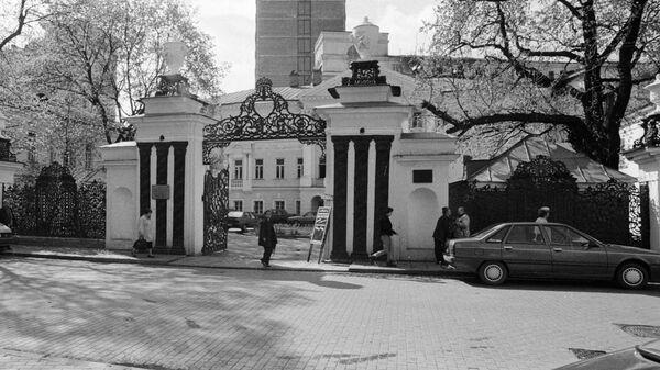 Особняк Демидова в Толмачевском переулке