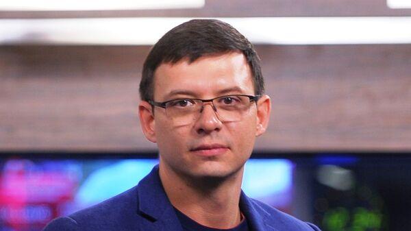 Депутат Верховной рады Украины, лидер партии Наши Евгений Мураев