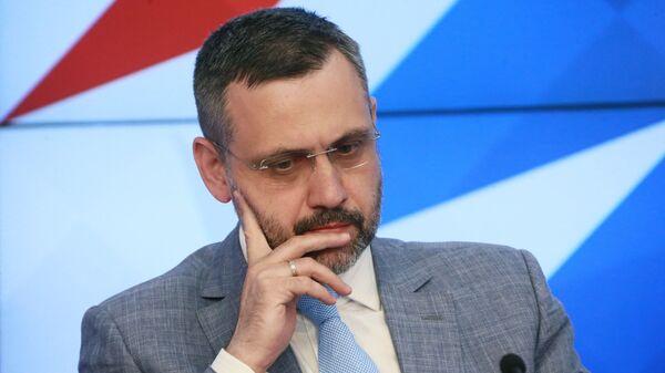 Глава синодального отдела РПЦ по взаимоотношениям Церкви с обществом и СМИ Владимир Легойда