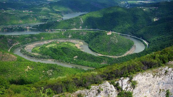 Овчарско-Кабларское ущелье, Сербия