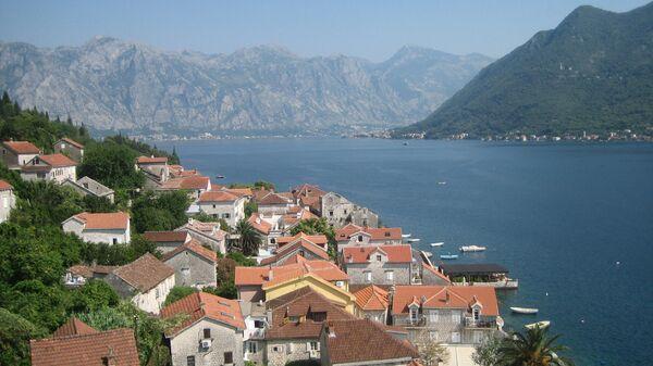 Которская бухта, Черногория